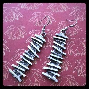 Jewelry - Unique & Artistic Silver Earrings